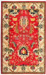 Solo Rugs Eclectic 176821  Area Rug