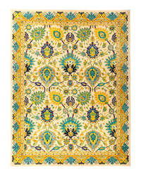 Solo Rugs Eclectic  8'10'' x 11'8'' Rug