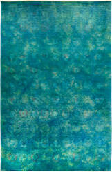 Solo Rugs Vibrance M1877-1  Area Rug