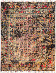 Solo Rugs Eclectic M1877-304  Area Rug