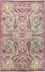 Solo Rugs Eclectic M1877-329  Area Rug