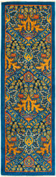 Solo Rugs Eclectic  2'5'' x 7'10'' Runner Rug