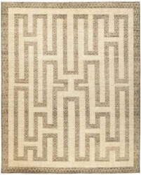Solo Rugs African M1884-64  Area Rug