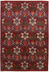 Solo Rugs Arts & Crafts M1889-164  Area Rug