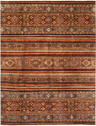 Solo Rugs Azeri M1889-290  Area Rug