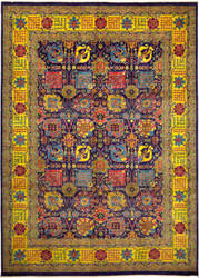 Solo Rugs Eclectic M1889-66  Area Rug