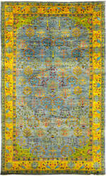 Solo Rugs Eclectic M1889-76  Area Rug