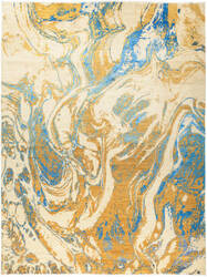 Solo Rugs Abstract M1890-120  Area Rug