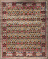 Solo Rugs Arts And Crafts  11'8'' x 14'6'' Rug