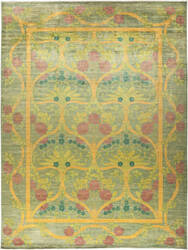 Solo Rugs Arts And Crafts  9'9'' x 13'2'' Rug