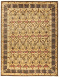 Solo Rugs Arts And Crafts  8'9'' x 11'9'' Rug