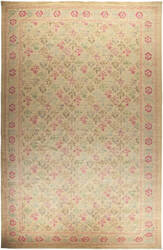 Solo Rugs Eclectic M1890-397  Area Rug