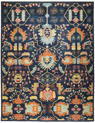 Solo Rugs Eclectic M1890-398  Area Rug