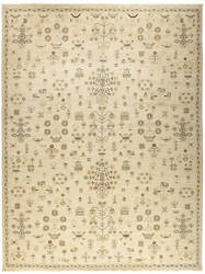 Solo Rugs Eclectic M1890-404  Area Rug
