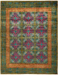 Solo Rugs Suzani M1891-183  Area Rug