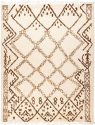 Solo Rugs Moroccan  7'10'' x 9'10'' Rug