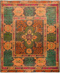 Solo Rugs Kaitag M1891-396  Area Rug