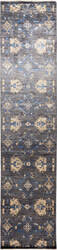 Solo Rugs Eclectic  3' x 12'5'' Runner Rug
