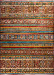Solo Rugs Tribal M1898-215  Area Rug