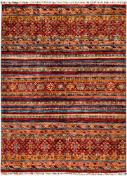 Solo Rugs Tribal M1898-254  Area Rug