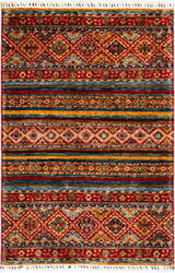 Solo Rugs Tribal M1898-272  Area Rug
