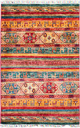 Solo Rugs Tribal M1898-280  Area Rug
