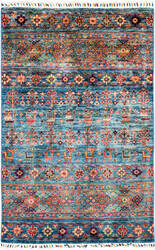 Solo Rugs Tribal M1898-282  Area Rug