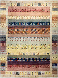 Solo Rugs Tribal M1898-350  Area Rug