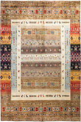 Solo Rugs Tribal M1898-365  Area Rug