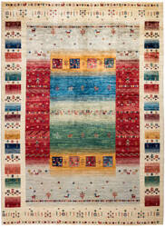 Solo Rugs Tribal M1898-373  Area Rug