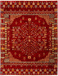 Solo Rugs Tribal M1898-377  Area Rug