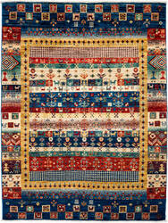 Solo Rugs Tribal M1898-382  Area Rug