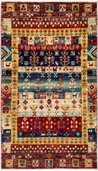 Solo Rugs Tribal M1898-399  Area Rug