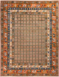 Solo Rugs Serapi M1898-460  Area Rug