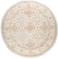Solo Rugs Silky Oushak M1898-52  Area Rug