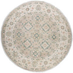 Solo Rugs Silky Oushak M1898-56  Area Rug