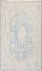 Solo Rugs Silky Oushak M1898-75  Area Rug