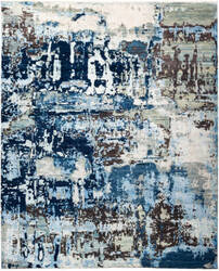 Solo Rugs Eclectic M1900-76  Area Rug