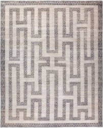 Solo Rugs African M1900-87  Area Rug