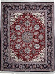 Solo Rugs Isfahan 177052  Area Rug