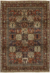 Solo Rugs Balouch M600-8078  Area Rug
