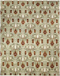 Solo Rugs Ikat M6011-26  Area Rug