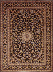 Solo Rugs Kashan M6085-21929  Area Rug