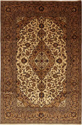 Solo Rugs Kashan M6085-21946  Area Rug