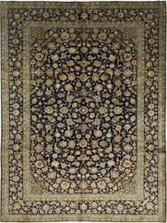 Solo Rugs Kashan M6085-21961  Area Rug