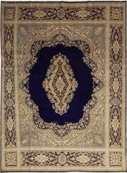 Solo Rugs Kerman M6085-21973  Area Rug