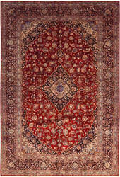 Solo Rugs Kashan M6085-21982  Area Rug