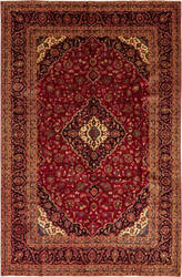 Solo Rugs Kashan M6085-21994  Area Rug