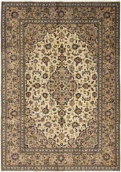 Solo Rugs Kashan M6085-22001  Area Rug