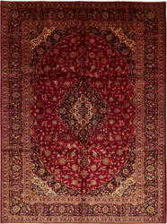 Solo Rugs Kashan M6085-22019  Area Rug